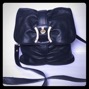 B Makowsky Black Bag